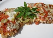 """Toastová """" pizza """""""