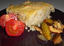 Zapečená quinoa s cuketou