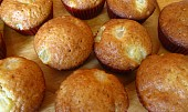 Ananasové muffiny
