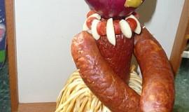 Černoušek na slano