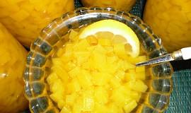 Dýně - kompot s ananasovým sirupem pro Janu  Remkovou