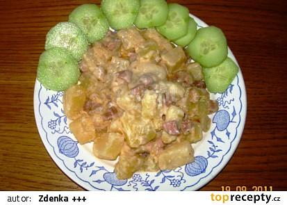 Když zbydou vařené brambory