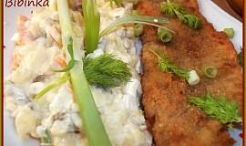 Platýzové filety na rozmarýnu