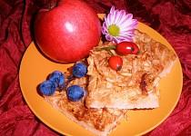 Podzimní jablíčkový koláč