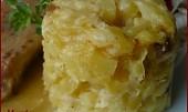 Přílohové bramborové bábovičky
