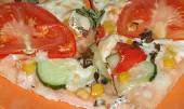 Rychlá pizza