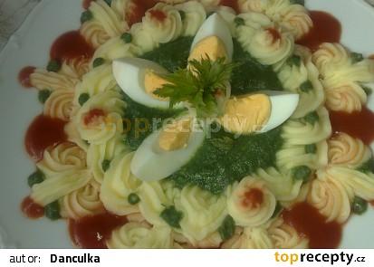 Rychlá špenátová omáčka