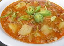 Sulcová ( huspeninová) polévka