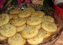 Švýcarské kokosové sušenky