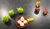 Angry Birds - dort pro Šárinku
