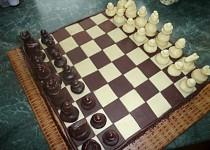 Čokoládová šachovnice