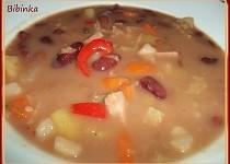 Dvouluštěninová polévka