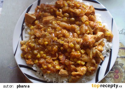 Servírujeme s rýží