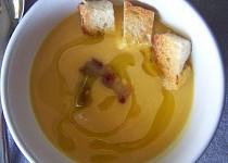 La soupe de potiron - dýňová polévka