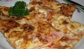 Pizza od barbry