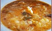 Pondělní patková polévka