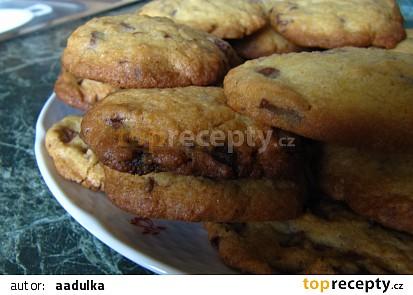 Pudinkové cookies