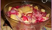 Teplý bramborový salát II.