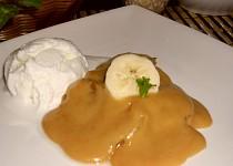 Banánový dezert