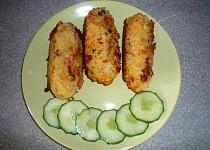 Bramborové šišky se sýrem