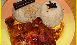 Česnekové kuře po čínsku