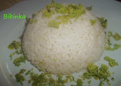 Jasmínová rýže-příprava v obyčejném hrnci