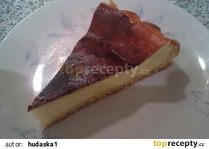 Jemný tvarohový koláč