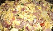 Kuřecí prsíčka s nádivkou