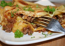 Lasagne po milánsku