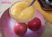 Přesnídávka jablečná