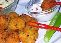 Sýrovo -  zeleninové kroketky