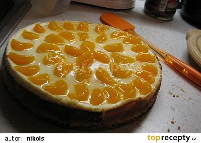 Tvarohový dort (cheesecake)