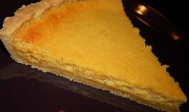 Tvarohový koláč s dýní a pomerančem