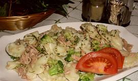 Výborné a rychlé těstoviny s tuňákem a brokolicí