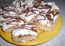 Ananasová pochoutka s karamelovým krémem