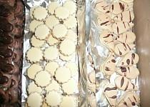 Bezlepkové ořechové dezertky