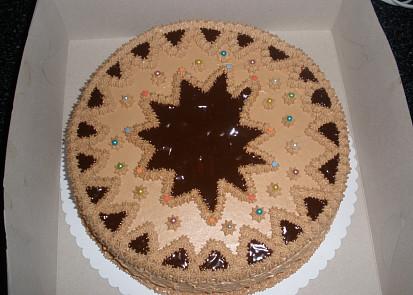 další můj dortík