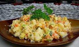 Irská bramborová kapusta (Colcannon)