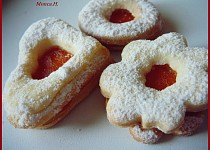 Jemňoučké koláčky - nejen na vánoce