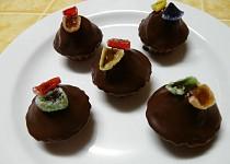 Kakaové košíčky