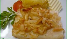 Kapr nebo rybí filé s mandlemi