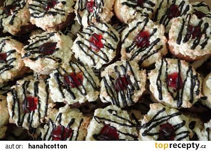 Kokosové dortíčky