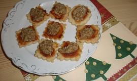 Linecké s ořechovou čepicí