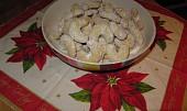 Mandlové rohlíčky (výborné)