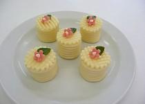 Mandlový dortík