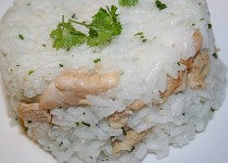 Míchaná rýže