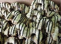 Ořechové rohlíčky strojkové