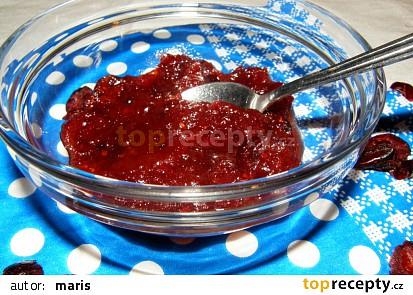 Přesnídávka ze sušeného ovoce