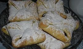 Psaníčka-máslové těsto z tvarohu   Retro