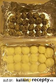 Raffaelo čokoládové kuličky